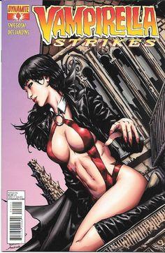 Vampirella : Strikes  # 4  Dynamite Entertainment