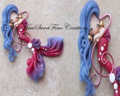 synfonetta music mermaid by NinaFimoCreations.deviantart.com on @deviantART