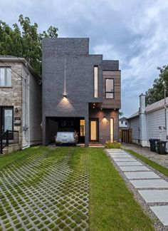 Small but creative house by rzlbd. How small can be great.