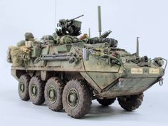1/35 AFV CLUB M1126 Stryker ICV by David Chou