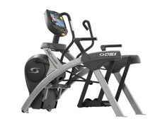 Cybex Arc Trainer Cross Trainer, the best cardio machine ever! The Arc Trainer def. kicks my butt! :) I want one!!