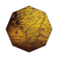 2014 New ✅ Rain Sunny Umbrella Golden Cool the lord of ring ③ map inch Auto Foldable Umbrella gift for Kid Friend 2014 New Rain Sunny Umbrella Golden Cool the lord of ring map inch Auto Foldable Umbrella gift for Kid Friend