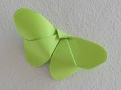 how to make a paper butterfly decoration