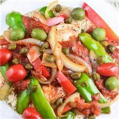 Easy Chicken Veracruz - Allrecipes.com