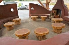 Sukita - Green Building and Natural Building in Portland Oregon - Earthen Structures Gallery