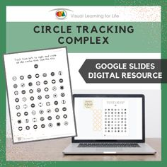 This digitally interactive resource is designed for use with Google Slides. This resource contains 10 slides in total. Answer sheets are included.The student must find all the circles that look the same as the example at the top of the page, and drag the orange circles to mark the correct answers.