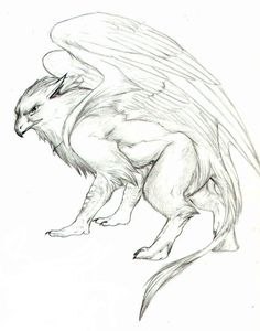 Fantasy creatures, mythical birds, magical creatures, sketch book, sketch d Mythical Birds, Mythical Creatures Art, Mythological Creatures, Magical Creatures, Mystical Creatures Drawings, Animal Sketches, Animal Drawings, Art Sketches, Art Drawings