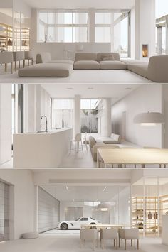 Bright minimalist home with light wood accents Interior Design minimalist interior design Interior Design Minimalist, Decor Interior Design, Interior Design Living Room, Interior Office, Interior Paint, Bathroom Interior, Minimalist Living, Minimalist Bedroom, Modern Minimalist
