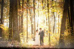 Jessie + Jonathan/Pennsylvania/Rustic Woods Wedding/Rustic Elegance/Elizabeth Craig Intimates Photo