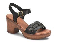 Gigi Dress, Summertime Outfits, Black Wedge Sandals, Shoe Carnival, Dress Sandals, Block Heels, Open Toe, Wedges, Size 10