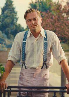 Jay Gatsby ~ Leonardo DiCaprio ♥