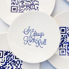 Product design qr ceramic or quick response ceramic is a - Granada barrero ...
