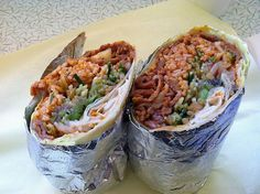 4 Asian Burritos That Will Blow Your Mind