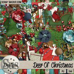 Deer Ol Christmas