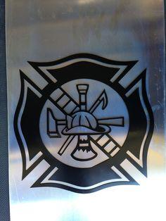 Fire House 14 ga mild steel