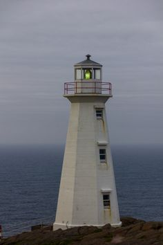 Light House, Cape Spear, Newfoundland by Jenny G on 500px