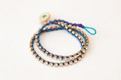 Nothing says summer like a fresh friendship bracelet! Whether you're reliving your days as a summer camper or simply love wearing a stack of handmade goodies on your arm, we think you're gonna love these 4 simple ways to make friendship bracelets. Best of all, all 4 of these can be made with just a handful of materials.