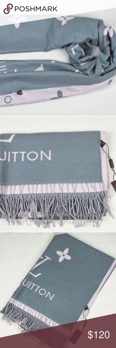 LOUIS VUITTON  Scarf shawl Brand new scarf, I've never used it. All scarves have boxes The arrival time is 8-10 days, If you can't accept this time, please don't buy it, Online If you are not satisfied, you can call me Thanks LOUIS VUITTON Accessories Scarves & Wraps