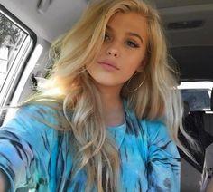 black girl blond pubes