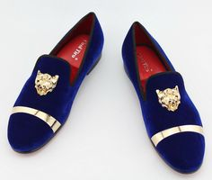 Details about Handmade Red Velvet Loafers Men Wedding Prom Shoes ... 7d03e85ddf38