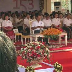 ផ្សាយបន្តផ្ទាល់ (Live from Cambodian Red Cross, Phnom Penh, Cambodia)   ទិវាពិភពលោកកាកបាទក្រហម អឌ្ឍចន្ទក្រហម ខួបលើកទី១៥៣ ក្រោមប្រធានបទ «កាកបាទក្រហមកម្ពុជា មានគ្រប់ទីកន្លែង សម្រាប់គ្រប់ៗគ្នា។