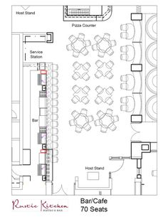 Bar/Cafe Shop Layout Coffee Places Great Coffee Rustic Kitchens Kitchen