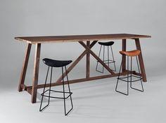 BC02 Hochtisch by Janua Design Hoffmann Kahleyss