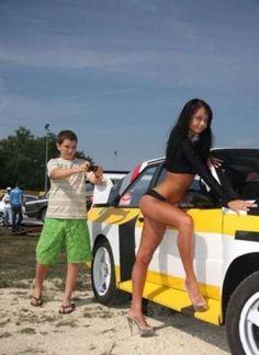Arturito haz una foto al coche, anda. visto en bit.ly/wQD4yZ