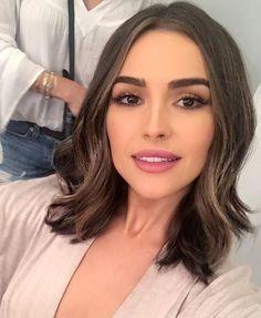 Olivia Culpo makeup