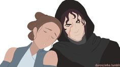"""When the force bond is to strong and you wake up with your crush like """"?????"""" [[MORE]]Please do not repost. Please reblog.Guess what scene was used here? Enjoy!"""