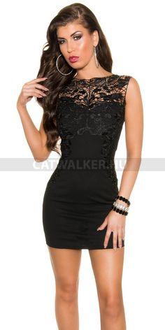 Black Koucla Butterfly Two Tone Mini Dress Dress For Short Women, Short Dresses, Formal Dresses, Lace Decor, Fashion Tips, Fashion Trends, Fashion Hacks, Fashion Fashion, Latest Fashion
