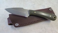 Great Plainsman - L.T. Wright Handcrafted Knives