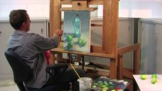 Learn to Paint with Rudy Kistler: Gin and Tonic Party