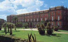 Il Palazzo Reale di Capodimonte