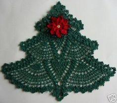 mis pasatiempos amo el crochet¡¡¡¡:): Árboles de Navidad de punto para la Navidad