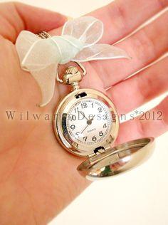 Wilwarin Designs: Relógios Vintage Shabby Chic