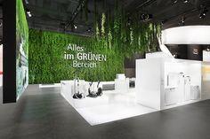 without newton   electrolux by D'art Design Gruppe , via Behance #exhibitdesign #tradeshow #eventprofs