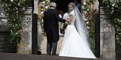 Pippa Middleton's Wedding Dress Is Classic Perfection - HarpersBAZAAR.com