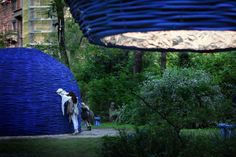 The Secret Garden Of Zaha Hadid & Paola Navone