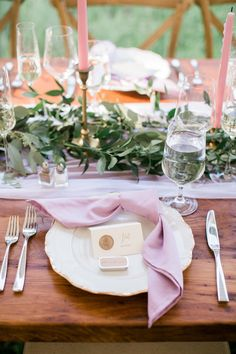 family farm; farm wedding; summer wedding; iowa wedding; studio bloom; andrea boller; monique lhuilier; tent reception; sperry tent; pink candles; brass candlesticks; greenery garlands; wooden bentwood crossback chairs; bright florals;
