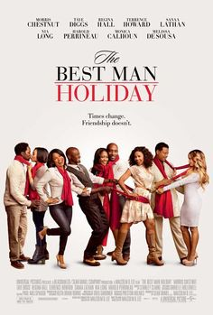 The Best Man Holiday 27x40 Movie Poster (2013)