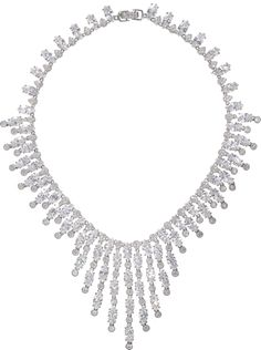 Y-shaped statement necklace by Tejani, tejani.com, $99.