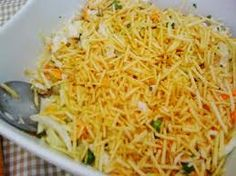 COMIDINHAS FÁCEIS: Salada de repolho                                                                                                                                                      Mais