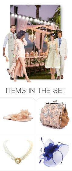 """The Evening Reception"" by auntiehelen ❤ liked on Polyvore featuring art"