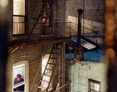 """Out My Window"" – New York City Apartment Photography (16 Pictures) > Fashion / Lifestyle, Film-/ Fotokunst, Streetstyle, urban art > apartments, manhattan, New York, nyc, voyeurism, window"