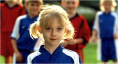 "DAKOTA  FANNINGI AM SAM PHOTOS | Dakota Fanning/""I Am Sam"" - Child Actresses/Young Actresses/Child ..."