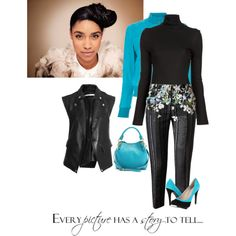 Lianne La Havas- Lost & Found, created by kdh611 on Polyvore