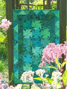 Quilt Pattern Well Springs with Bonus by LittleLouiseQuilts