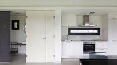 Cozinhas minimalistas por Nan Arquitectos