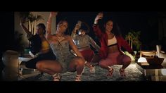 Major Lazer - Run Up (feat. PARTYNEXTDOOR & Nicki Minaj) (Official Music Video) - YouTube